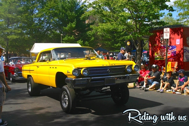 Lead East  Car Show